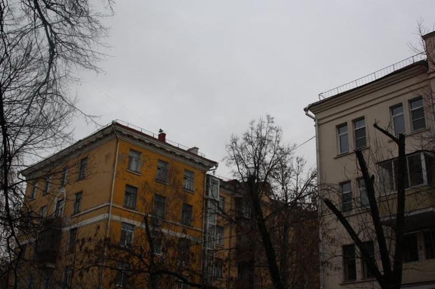Военный институт на бабушкинской