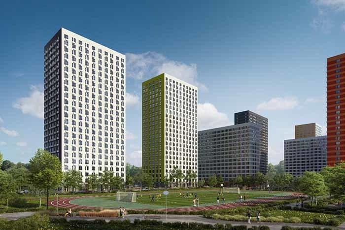 В Москве без помощи агентства недвижимости не обойтись