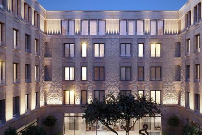 """Комплекс апартаментов """"Carre Blanc"""" (Карре Бланк) (Хамовники ..."""
