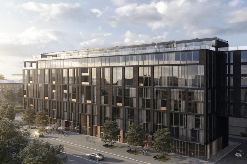 Комплекс апартаментов Loftec — умный лофт нового поколения