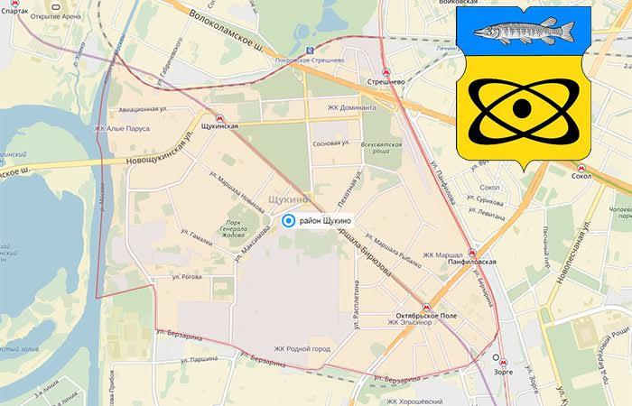 Район Щукино: квартиры высокого полета