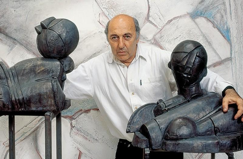 Где живет скульптор Георгий Франгулян