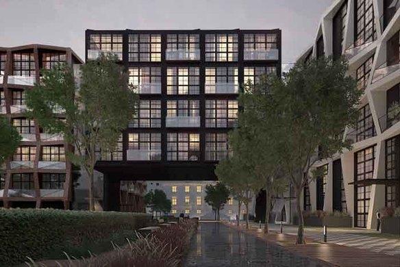 Над дизайном и декором квартир в клубном доме ORDYNKA будет ...