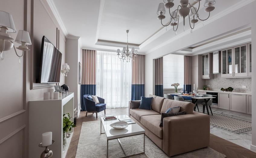 Элитные квартиры с отделкой от застройщика в Москве