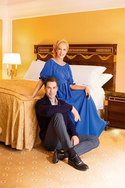 Элитные апартаменты: Дмитрий Дюжев похвастался своей квартирой за 1,5 млн.долларов