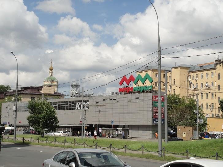 Открытый ледовый Каток Казино Кристалл в Москве